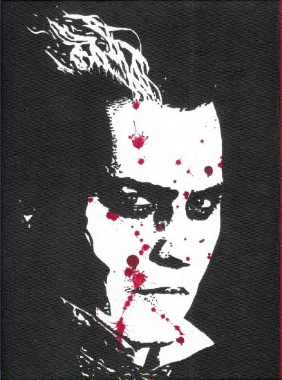 Johnny Depp by Monique